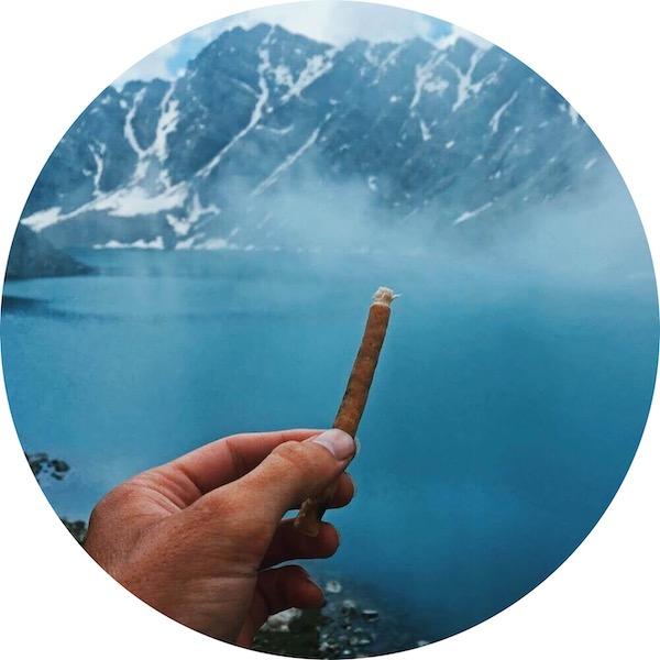 Rawtoothbrush while travelling